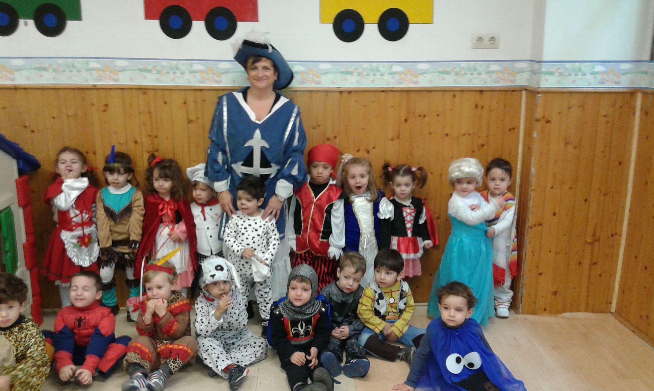 Foto 85 de Guarderías en Albacete | Escuela Infantil Ñacos