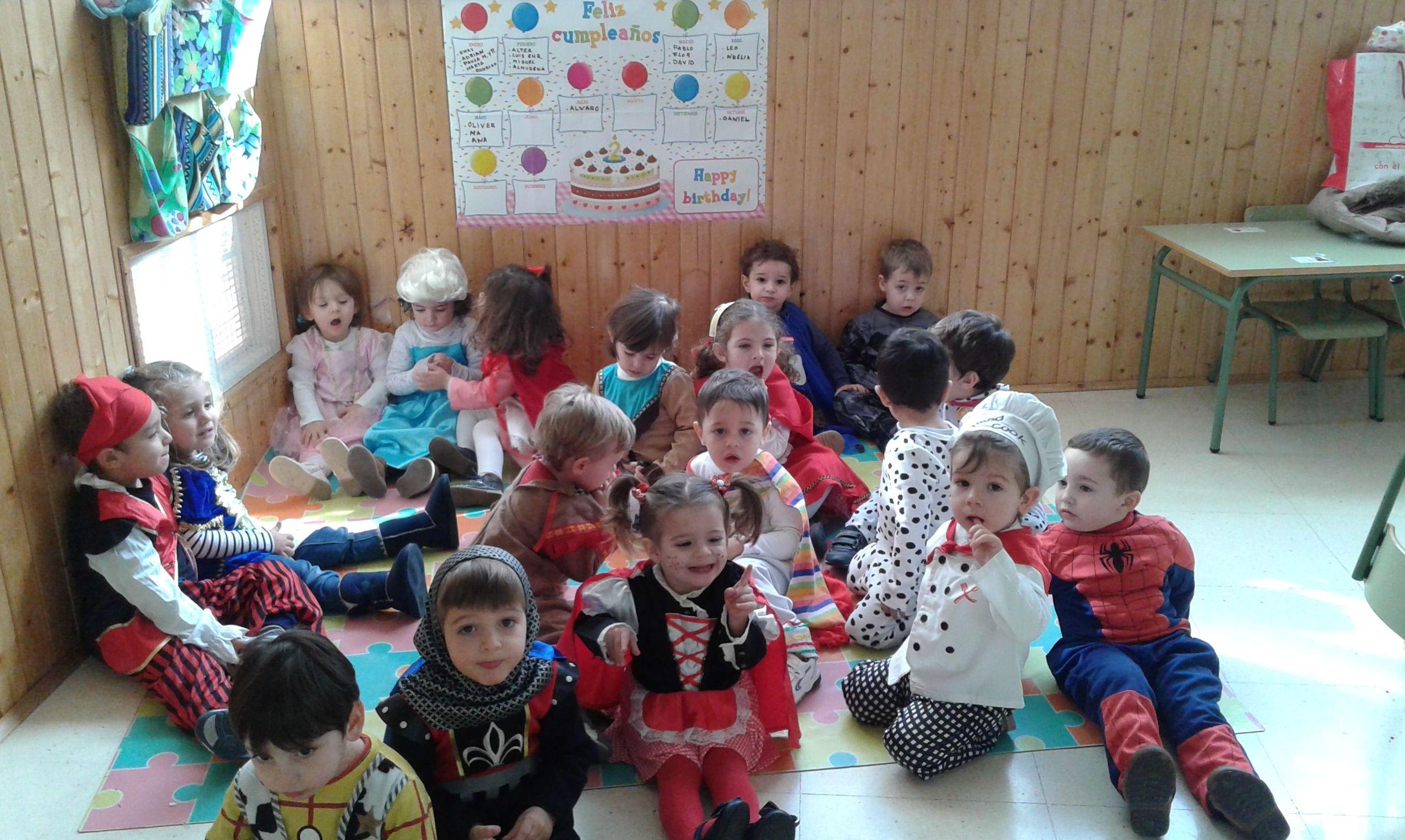 Foto 96 de Guarderías en Albacete | Escuela Infantil Ñacos