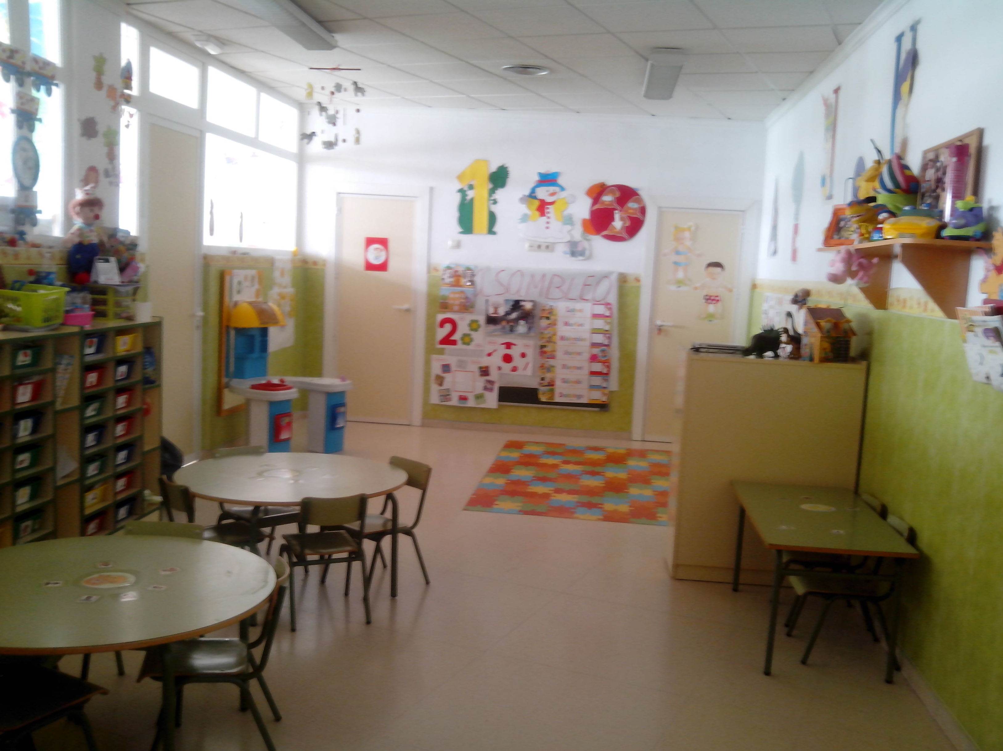 Foto 23 de Guarderías en Albacete | Escuela Infantil Ñacos