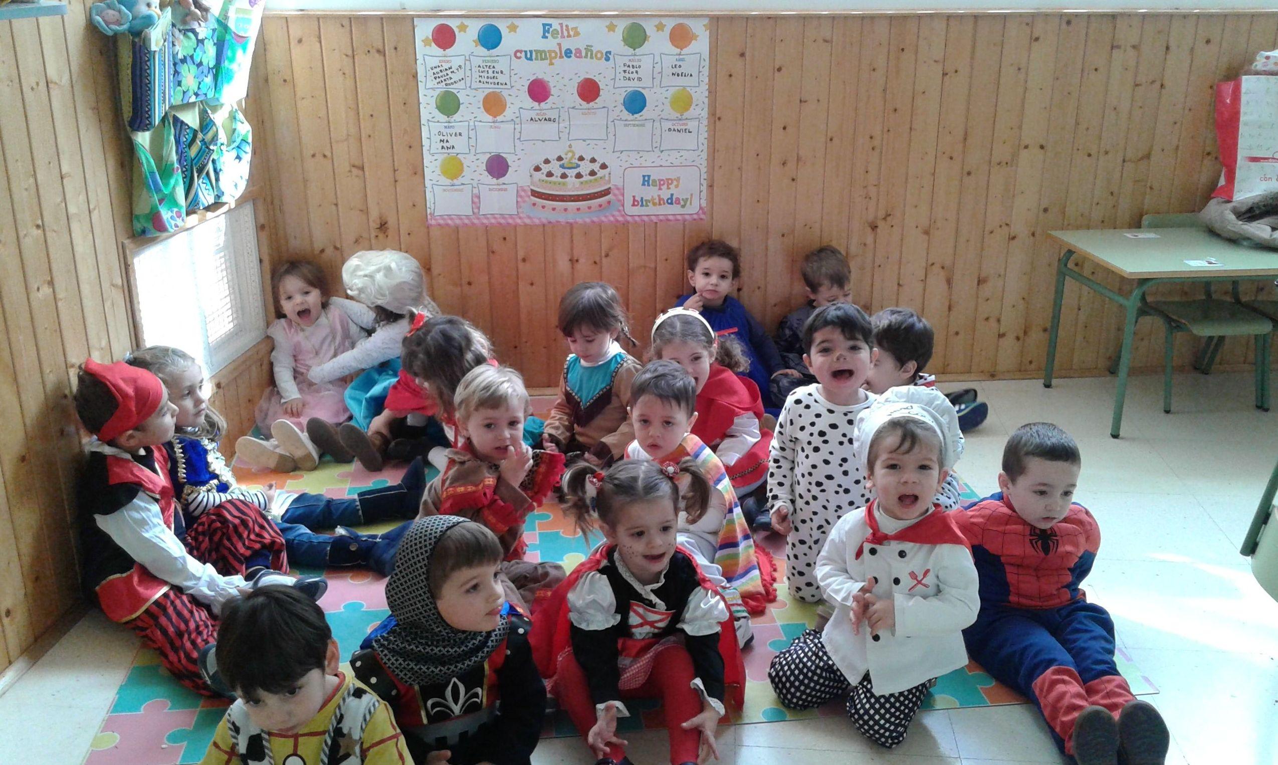 Foto 97 de Guarderías en Albacete | Escuela Infantil Ñacos
