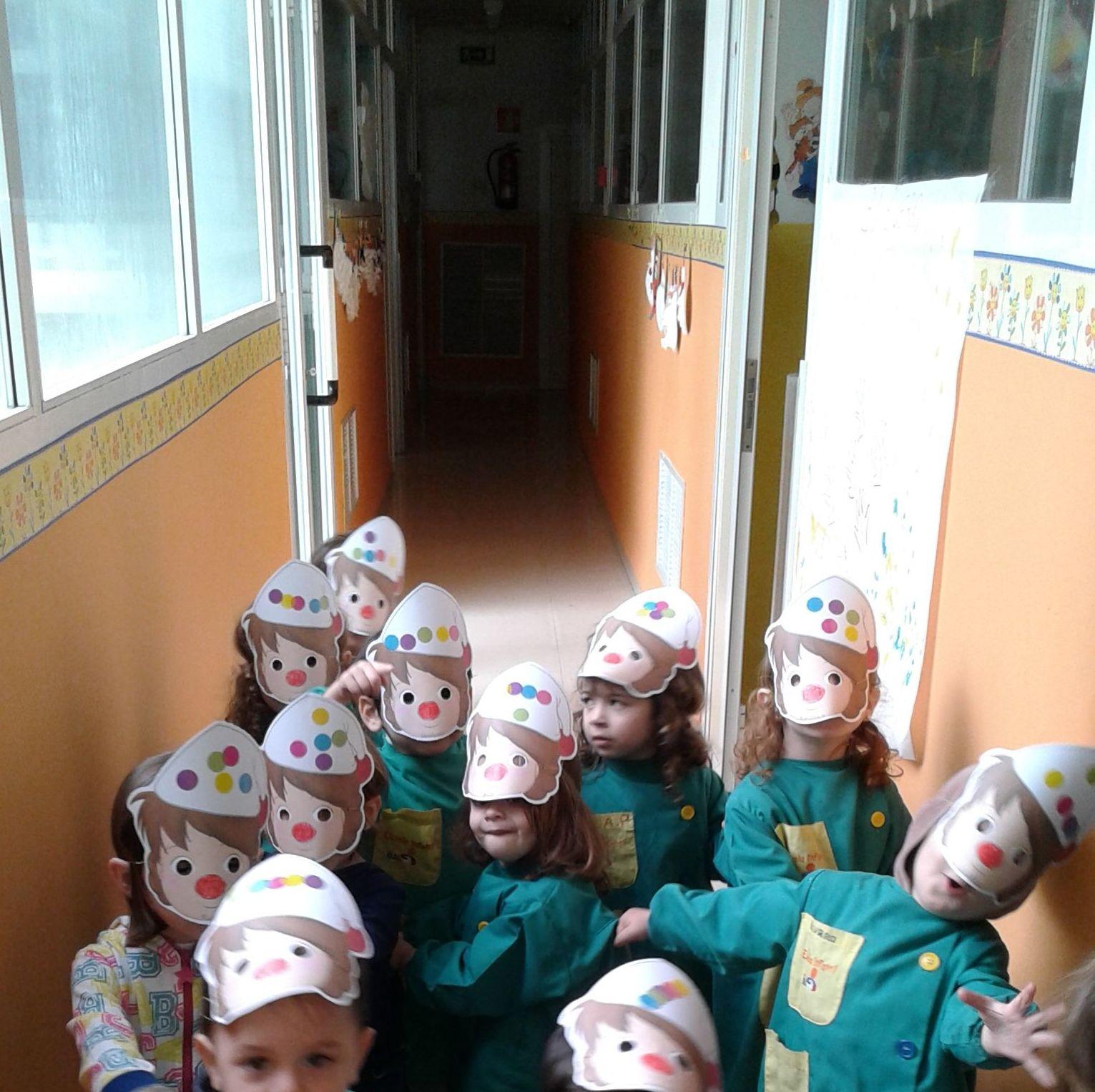 Foto 141 de Guarderías en Albacete | Escuela Infantil Ñacos