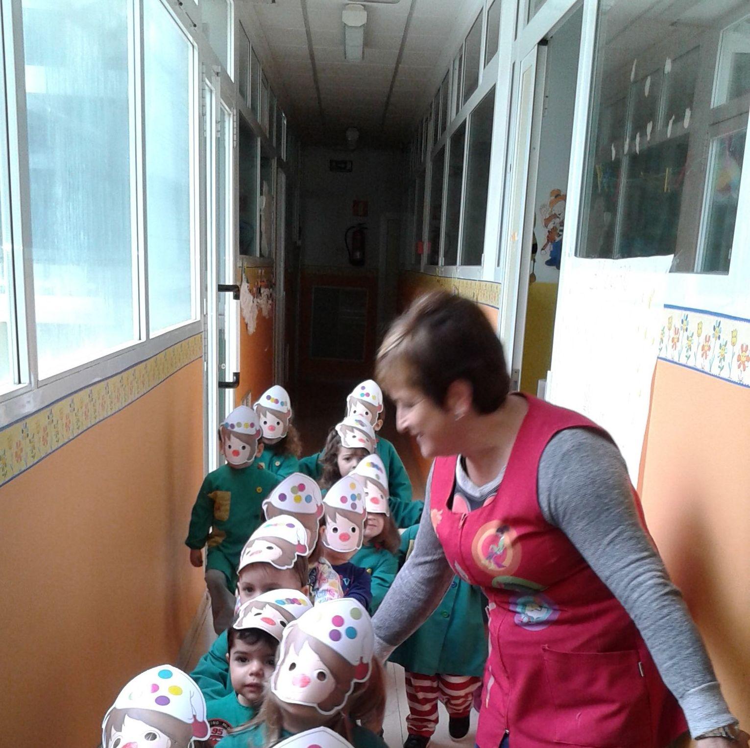 Foto 139 de Guarderías en Albacete | Escuela Infantil Ñacos