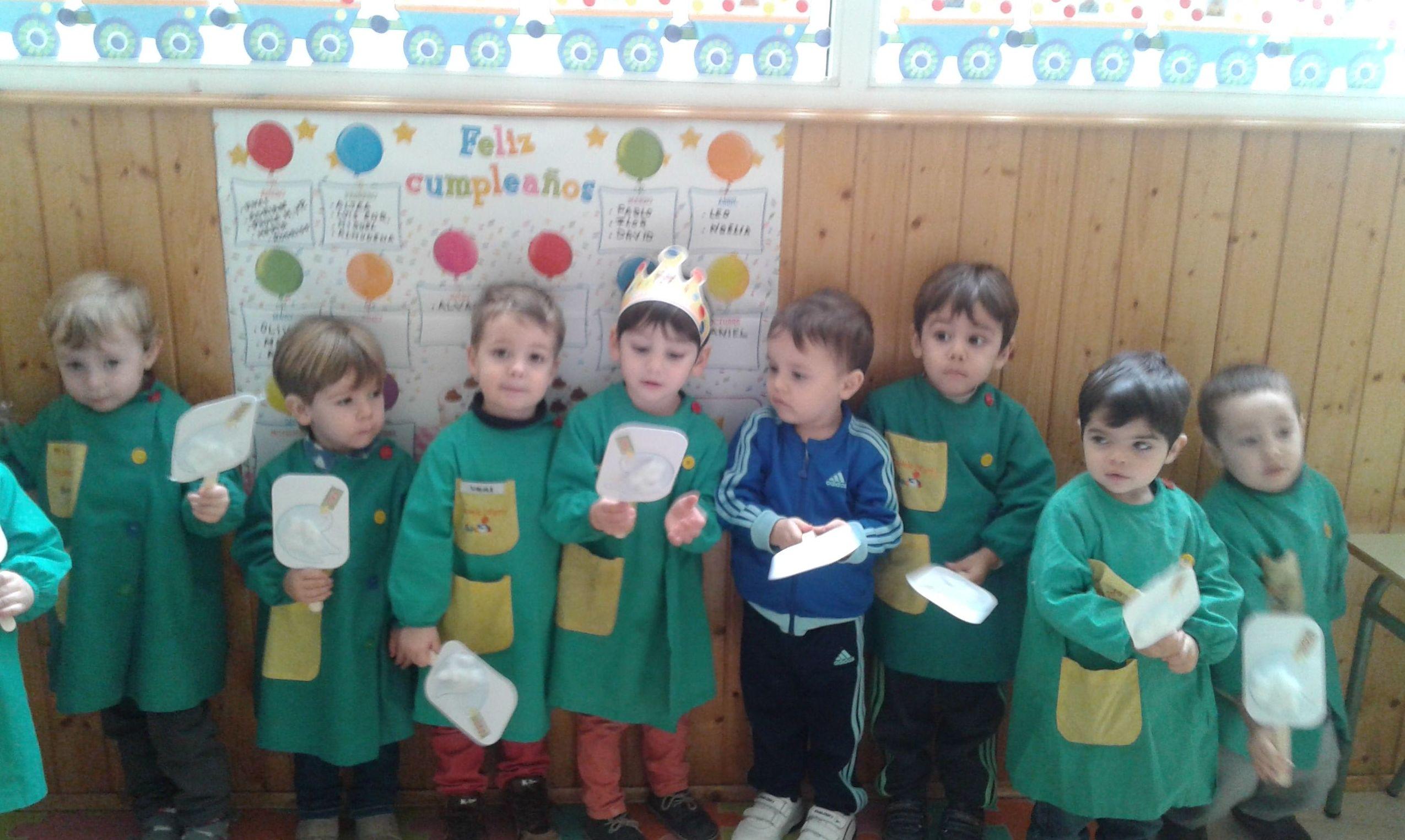 Foto 126 de Guarderías en Albacete | Escuela Infantil Ñacos
