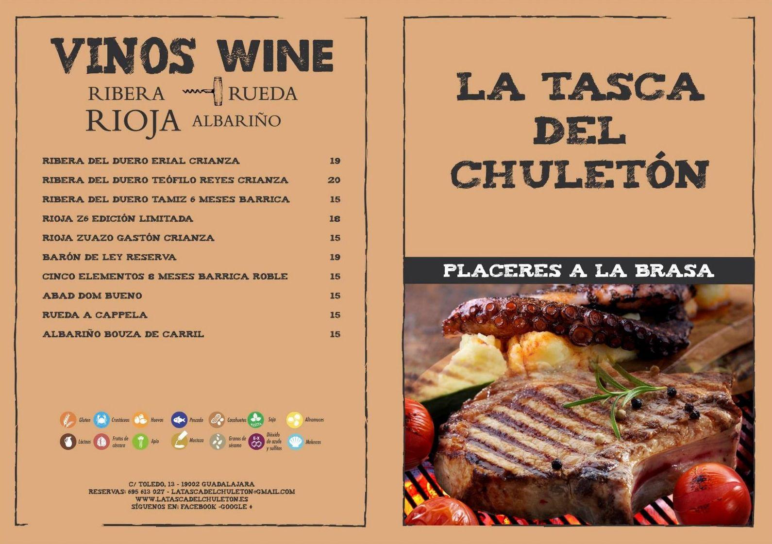 Foto 20 de Cocina tradicional en  | La Tasca del Chuletón