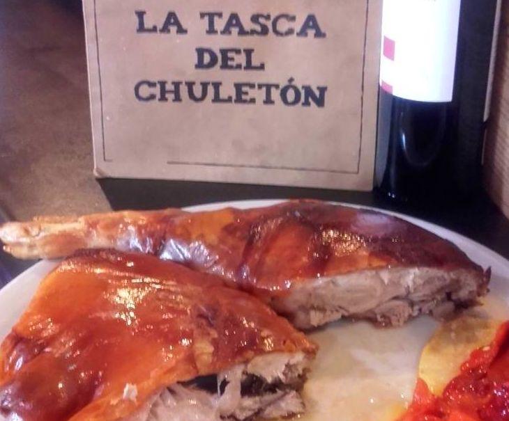 Foto 7 de Cocina tradicional en  | La Tasca del Chuletón
