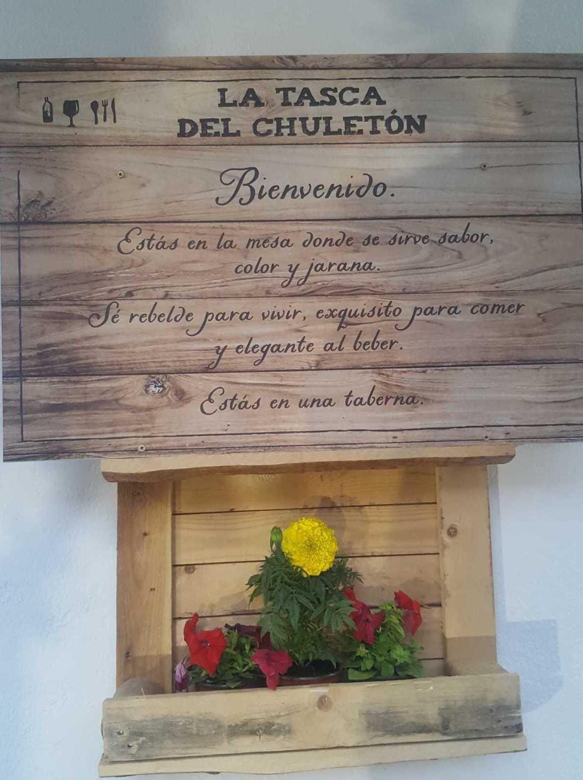 La Tasca del chuletón en Guadalajara. Carnes a la brasa