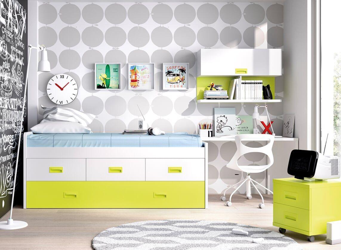 Dormitorios juveniles en Benidorm