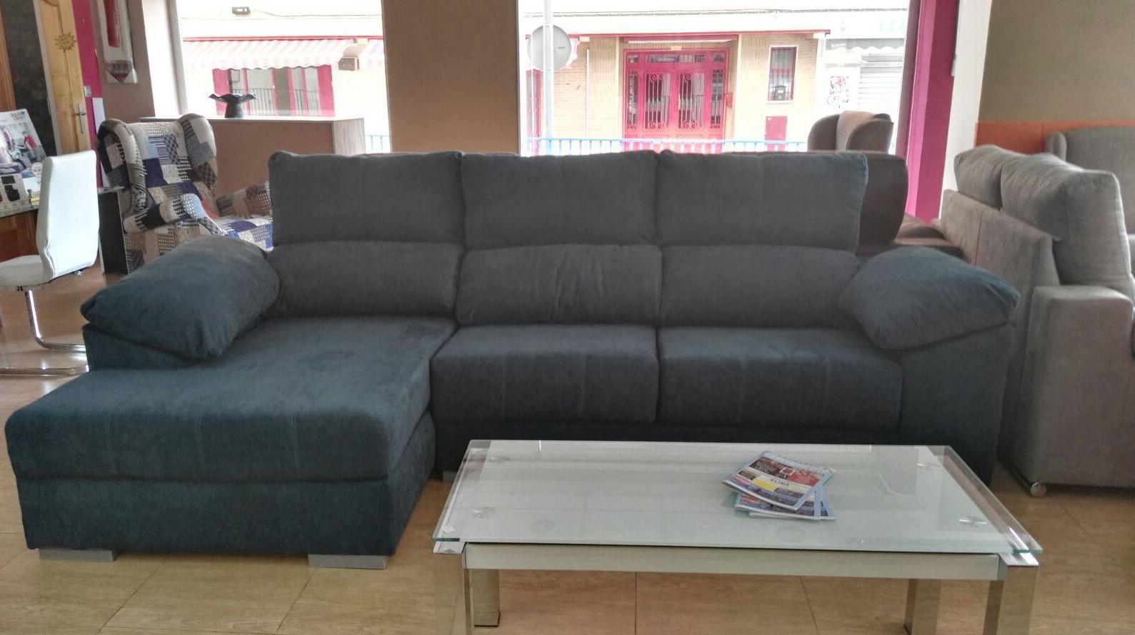 Ofertas en sofás Benidorm
