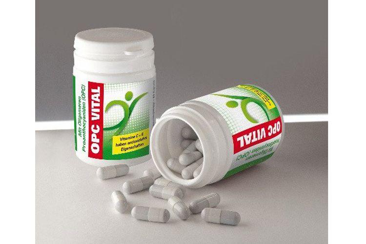 OPC-Vital con cápsulas