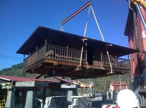 Reparación y construcción de hórreos: Reformas y rehabilitación de Molina Construcciones
