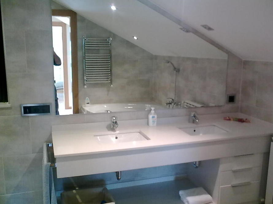 Diseño de cuartos de baño