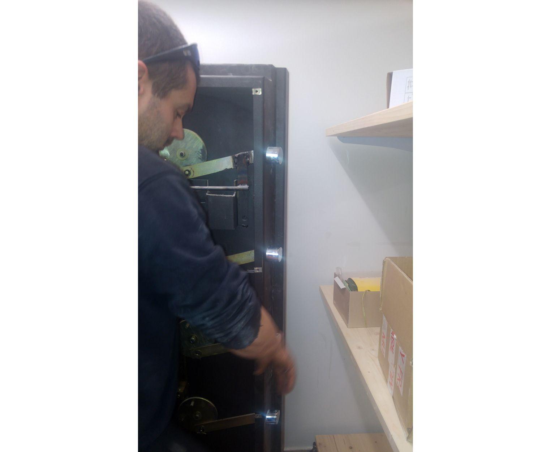 Reparación de cajas fuertes