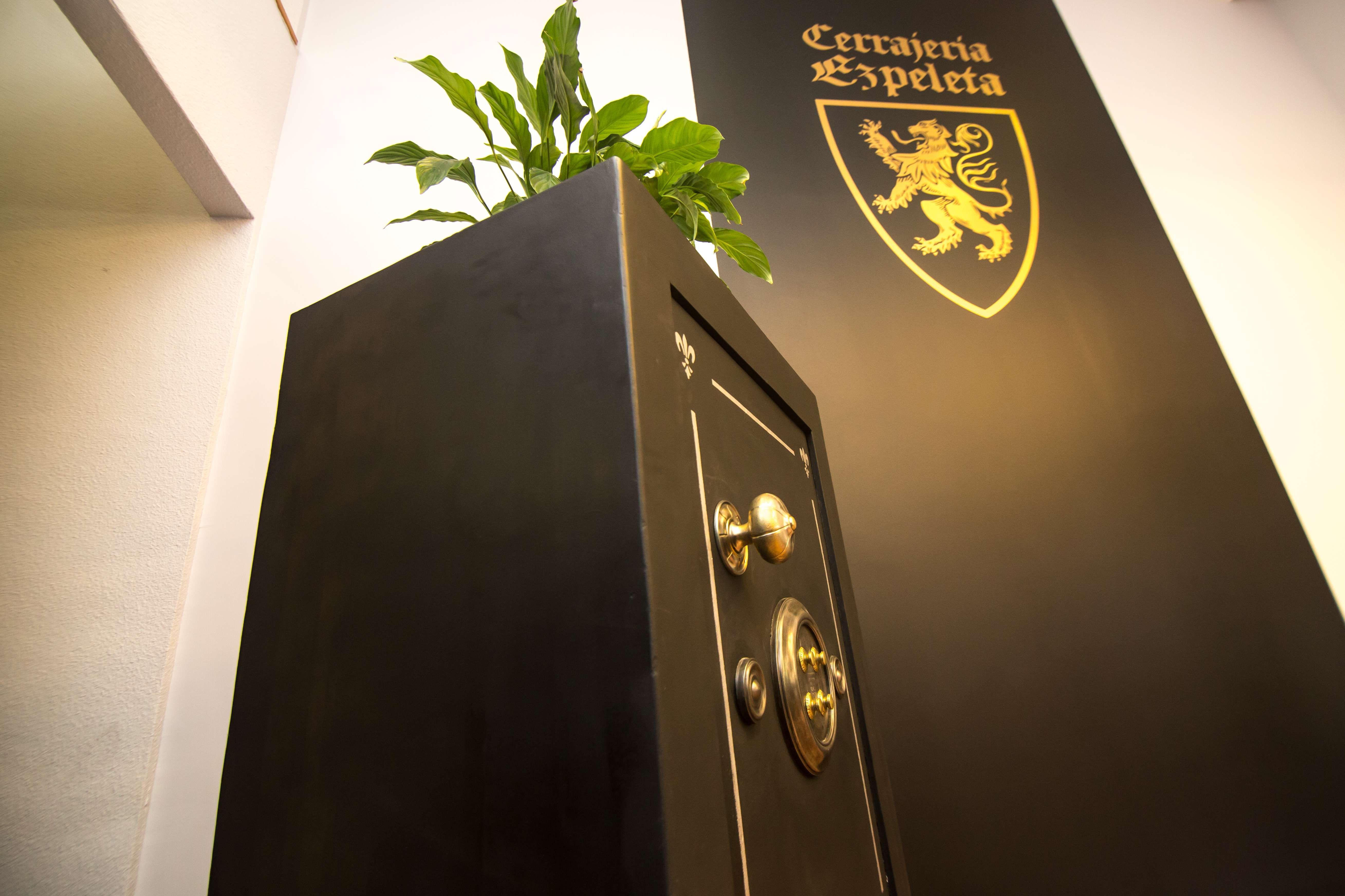 Venta y apertura de cajas fuertes en Navarra