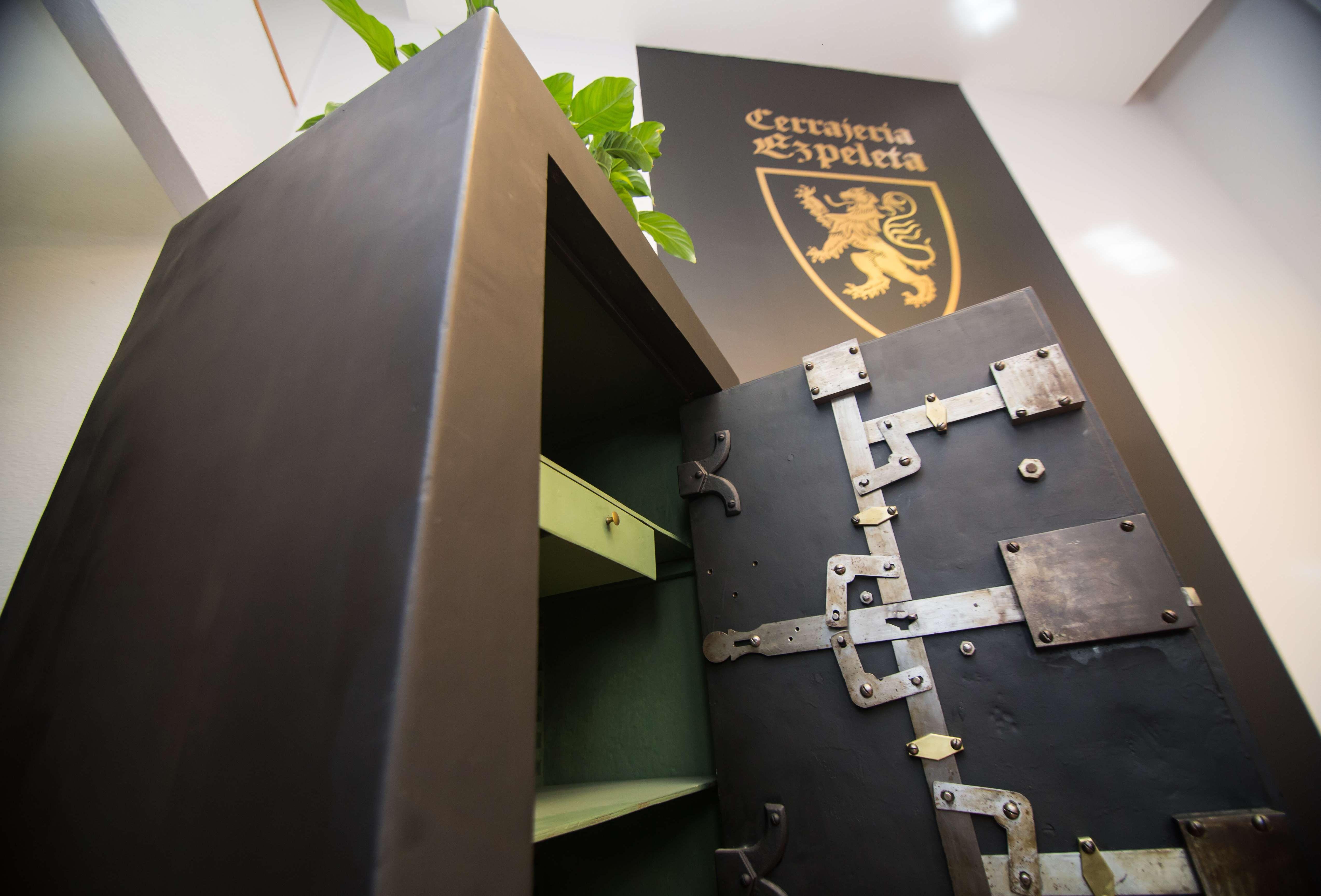 Apertura de cajas fuertes en Navarra