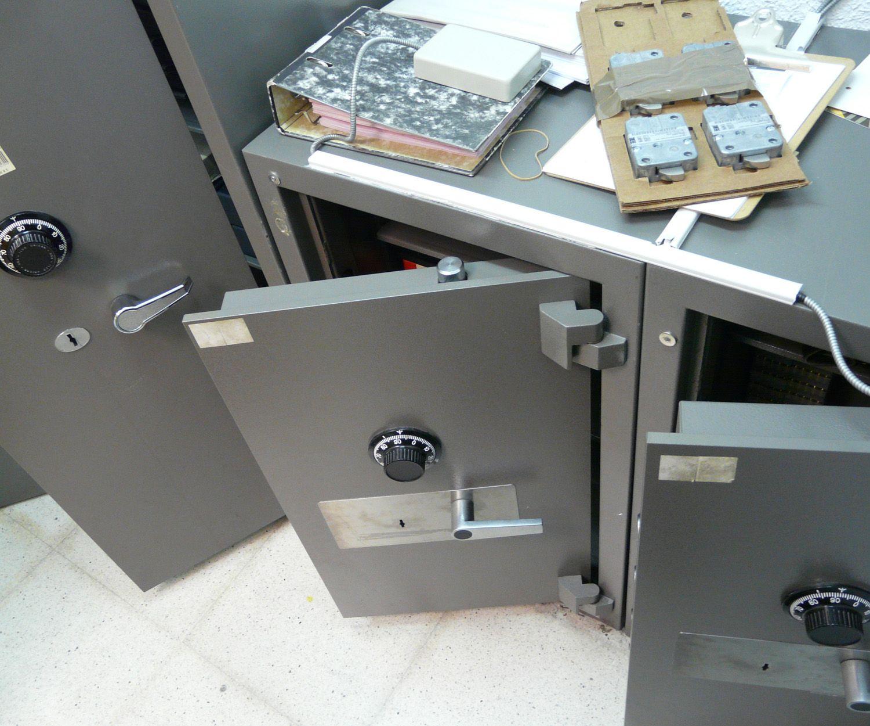 Servicio de apertura de cajas fuertes
