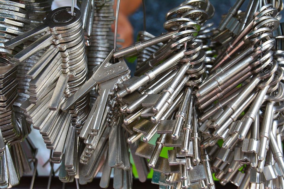 Llaves de seguridad: Servicios de Cerrajería Ezpeleta