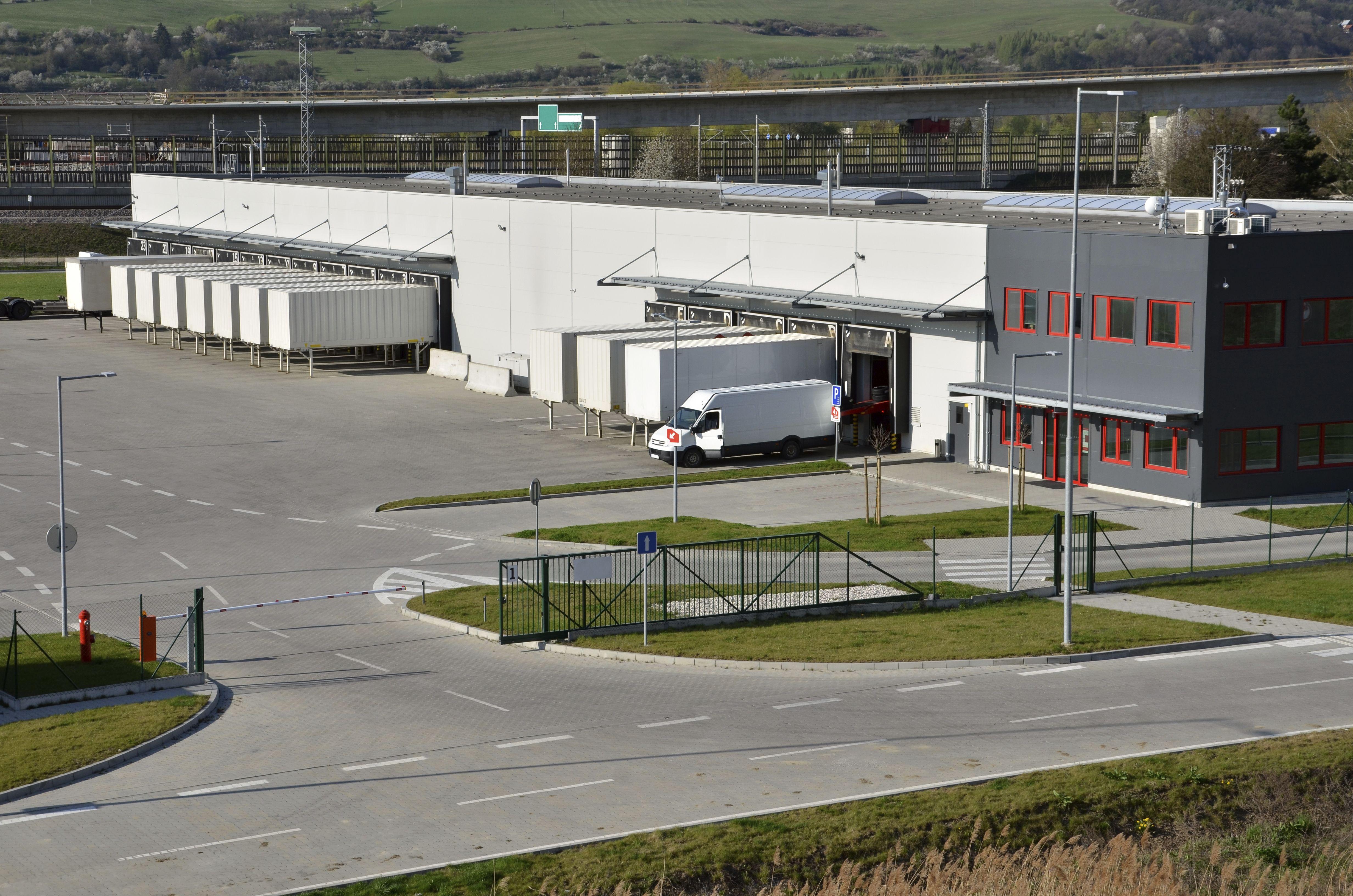 Almacenaje: Servicios de Sherry Trans Logística Integral S.L.