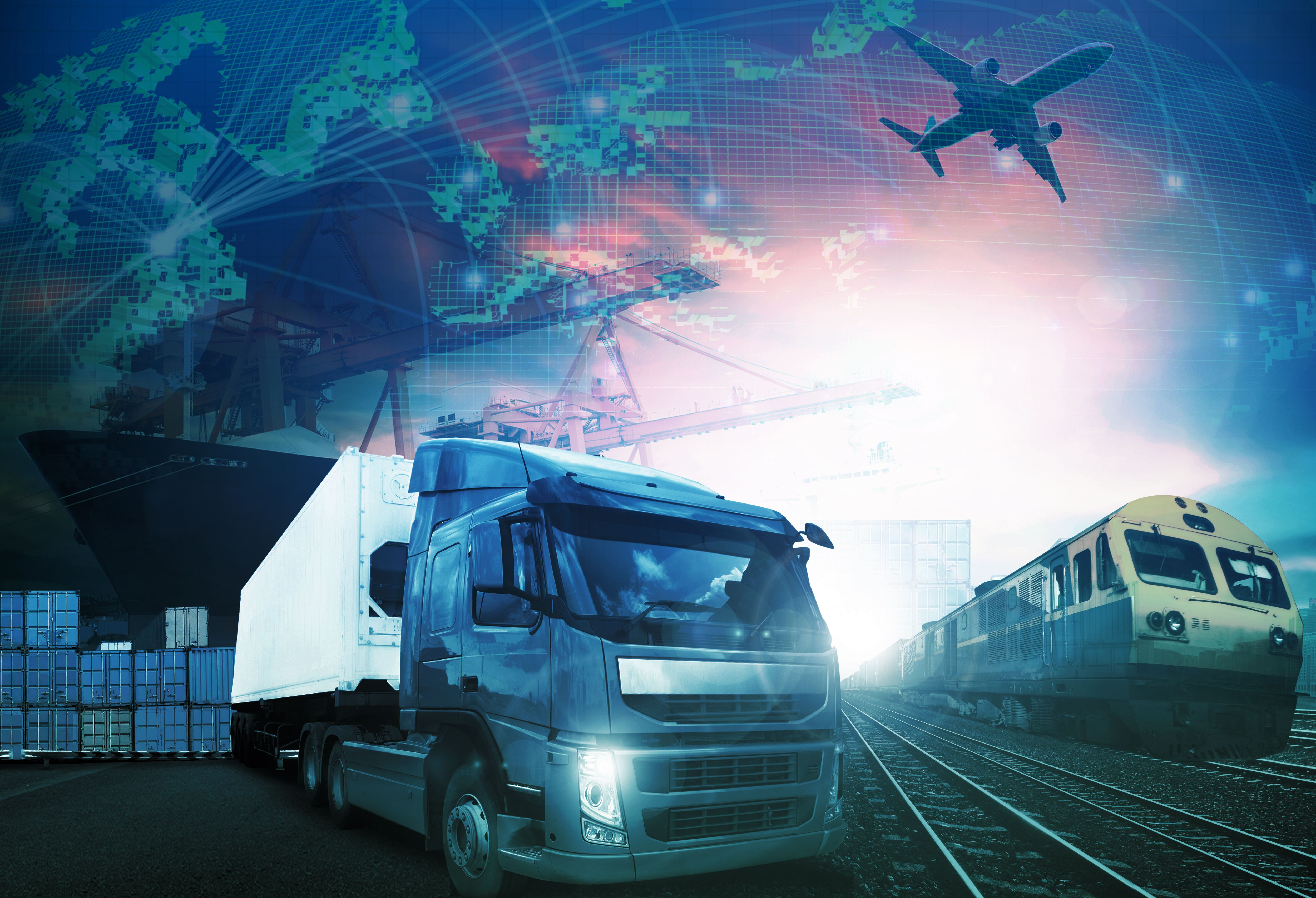 Transporte internacional: Servicios de Sherry Trans Logística Integral S.L.