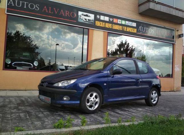 Peugeot 206 XS: Venta de vehículos de ocasión de Autos Alvaro