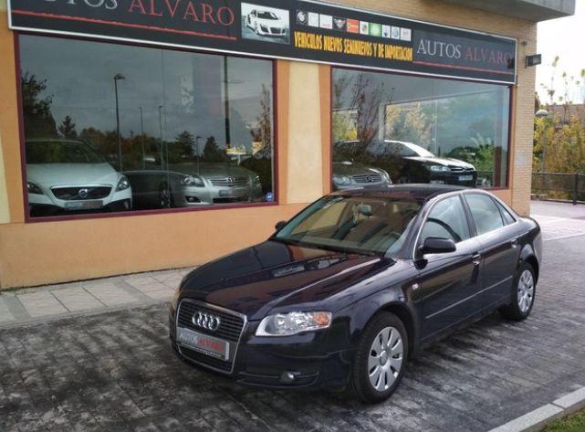 Audi A4 Turismo: Venta de vehículos de ocasión de Autos Alvaro