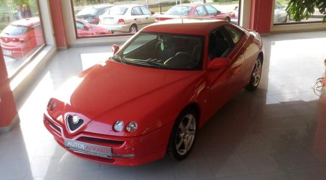Alfa Romeo GTV 1.8 TS 16 v M: Venta de vehículos de ocasión de Autos Alvaro