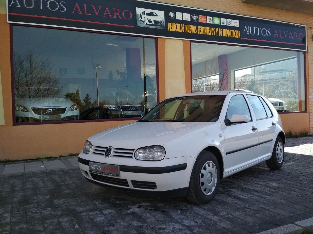 Volkswagen Golf SDI: Venta de vehículos de ocasión de Autos Alvaro