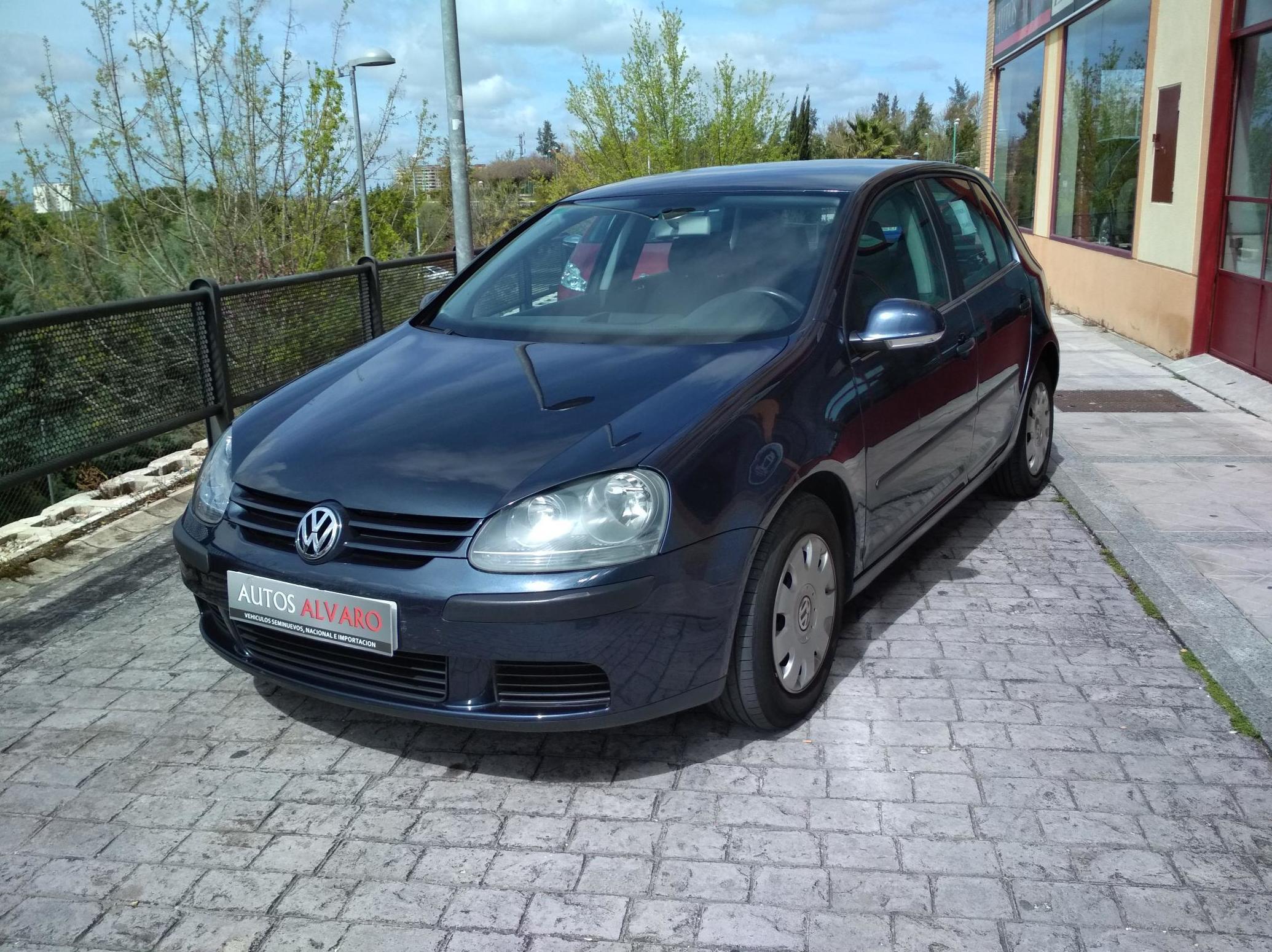 Volkswagen Golf 1.9 TDi Trendline: Venta de vehículos de ocasión de Autos Alvaro