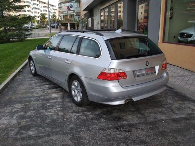 BMW 520 D Touring: Venta de vehículos de ocasión de Autos Alvaro