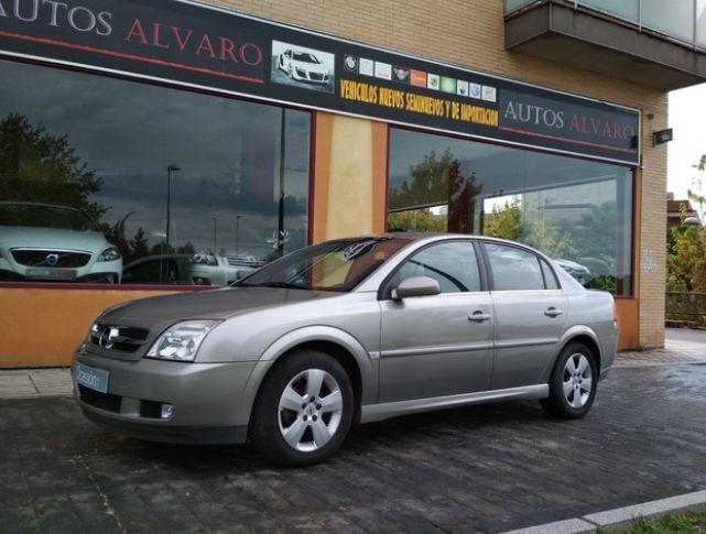 Opel Vectra 2.2 Sport: Venta de vehículos de ocasión de Autos Alvaro