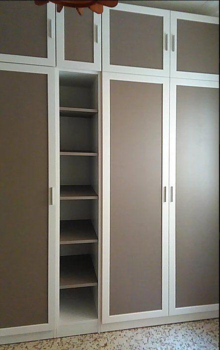 Puertas de armario abatibles: Productos de Interior Muebles