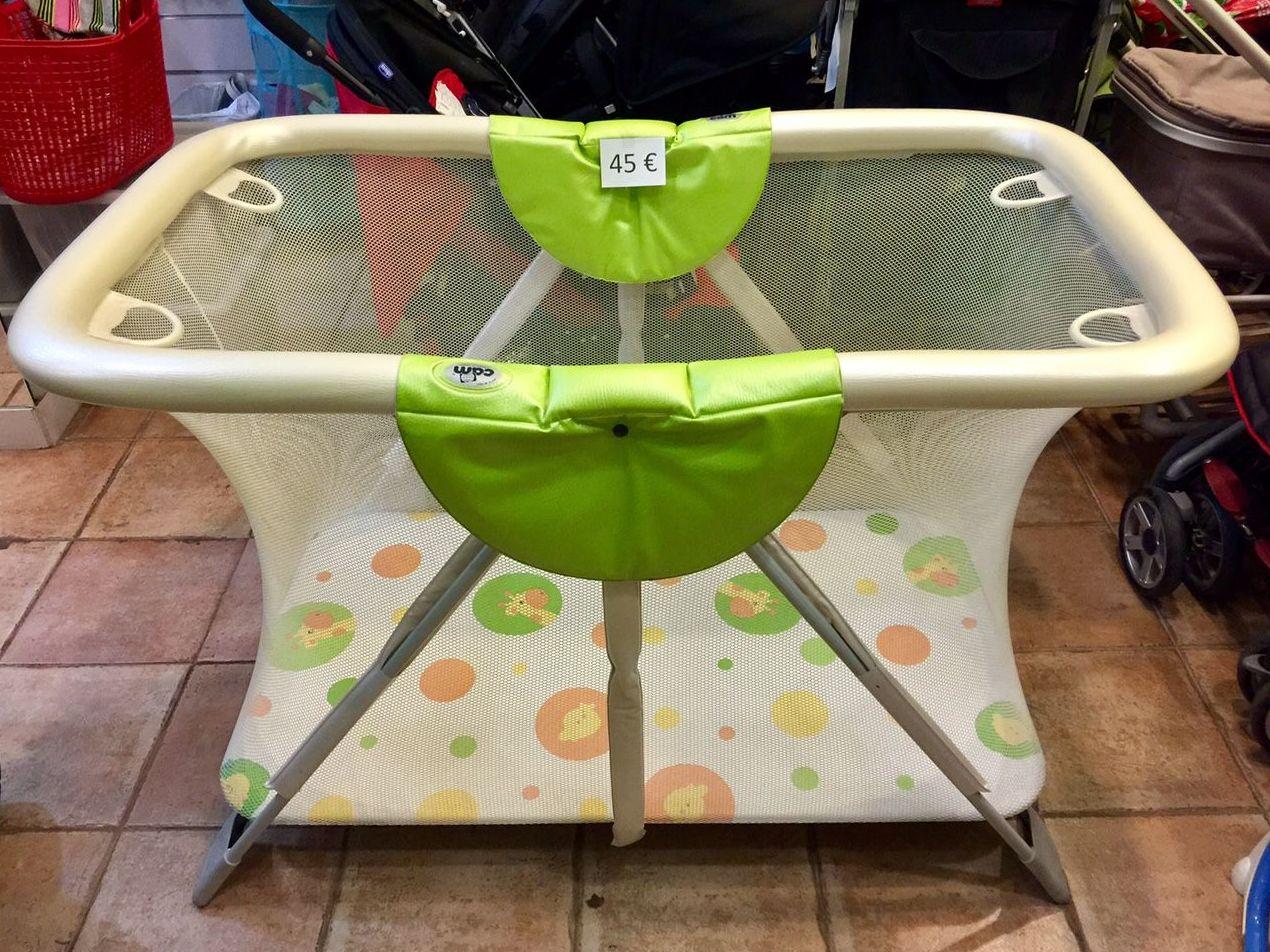 Parque infantil marca Cam IMPECABLE: Catálogo de Reciclababy