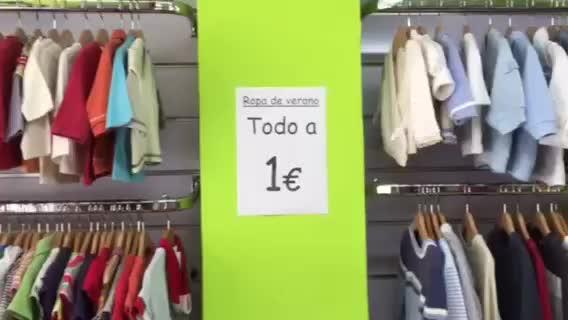 Ropa de verano TODO A 1€! }}