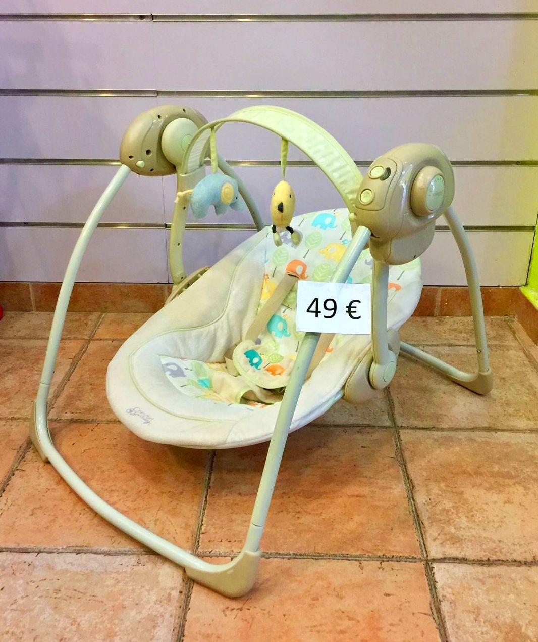 Columpio Baby Harmony IPMECABLE: Catálogo de Reciclababy
