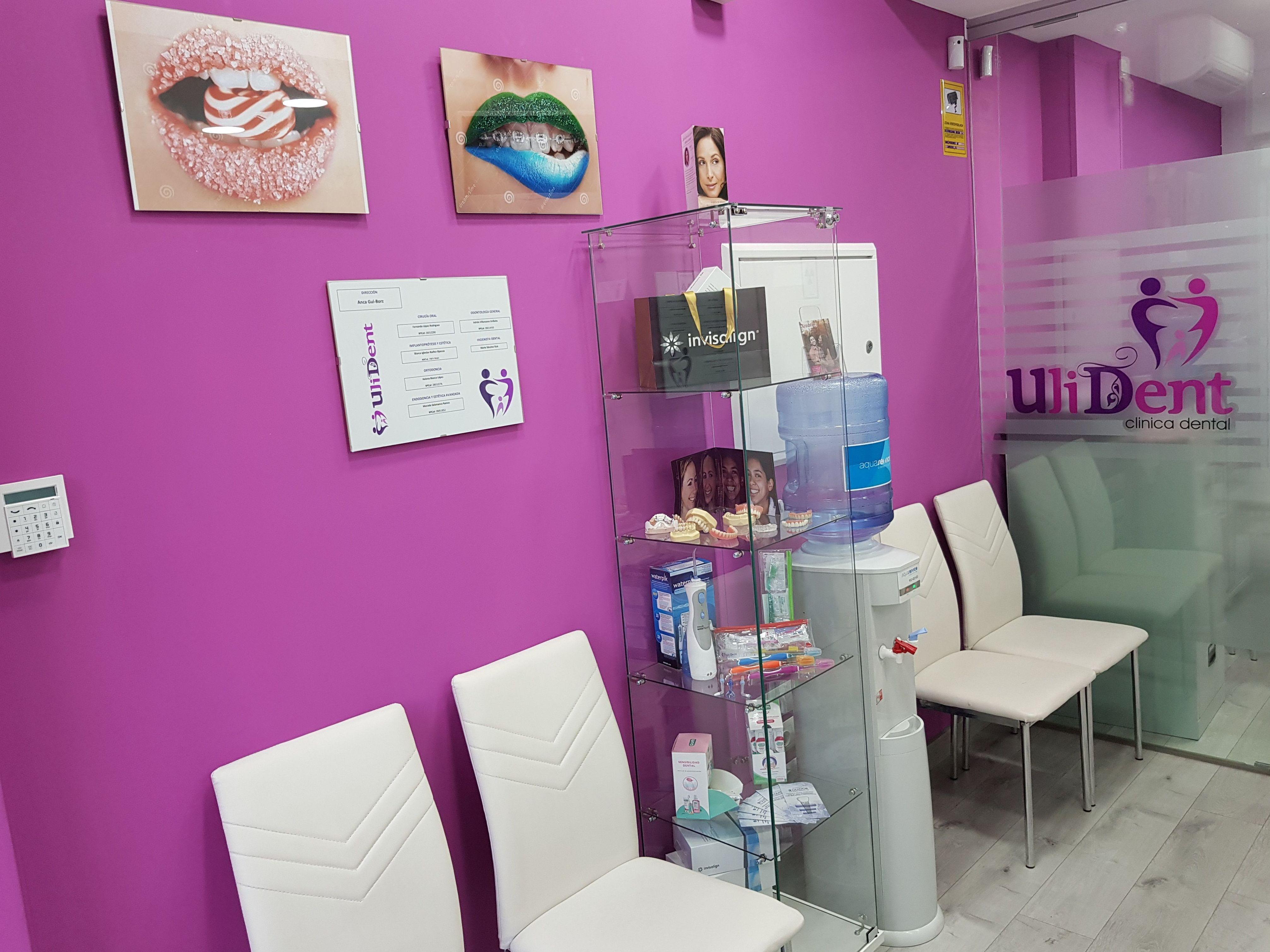 Foto 5 de Especialistas en implantología y ortodoncia en  | Clínica dental ulident