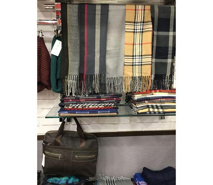Bufandas y cuellos para el invierno