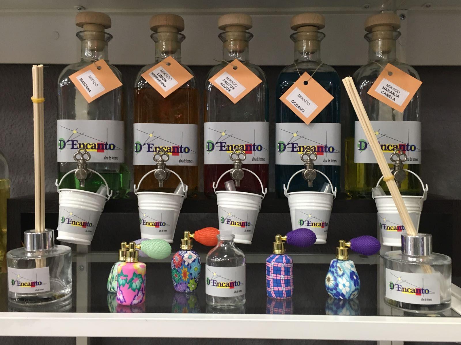 Perfumería: Productos de D´Encanto