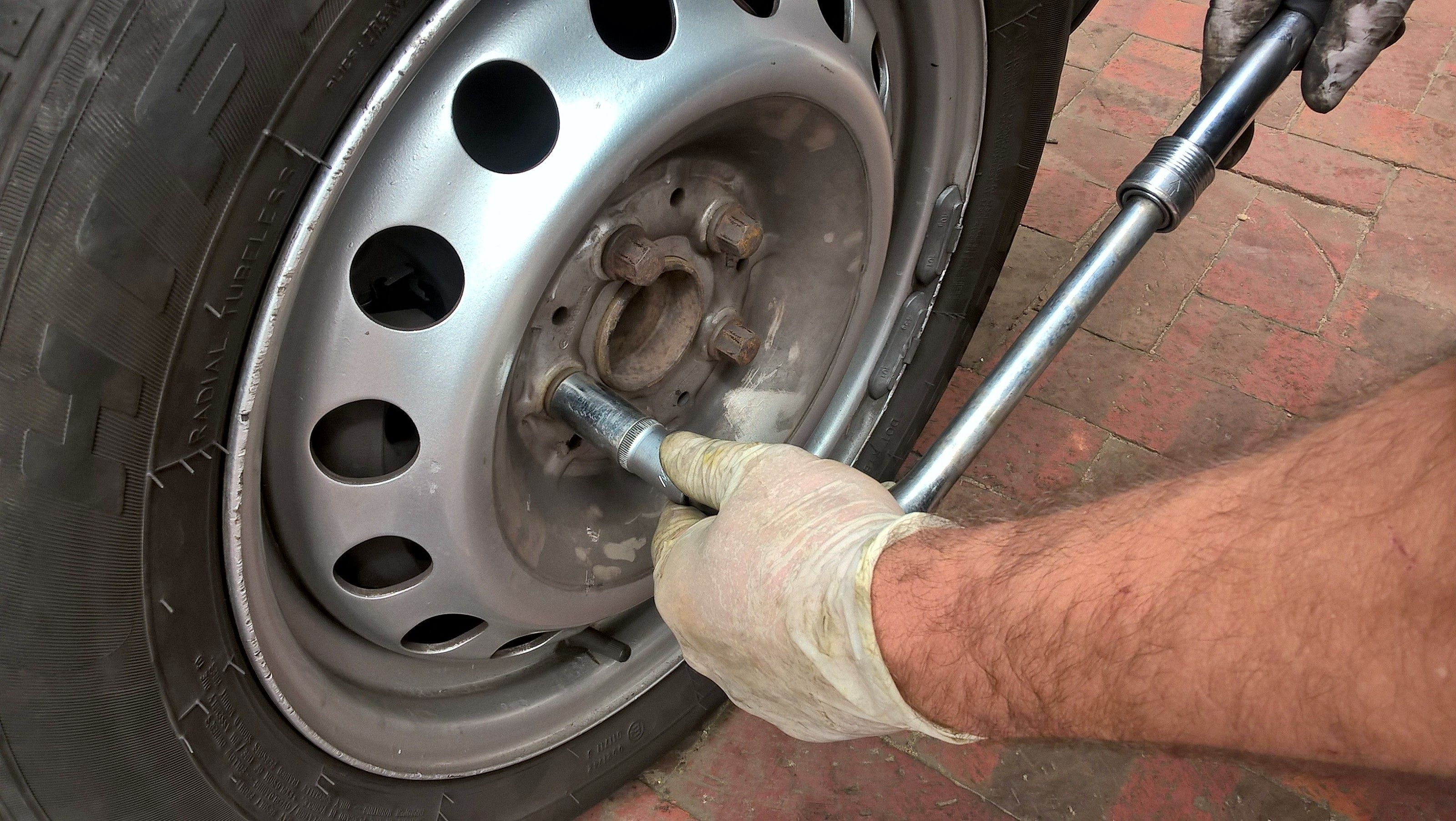 Cambios de neumáticos en Navarra