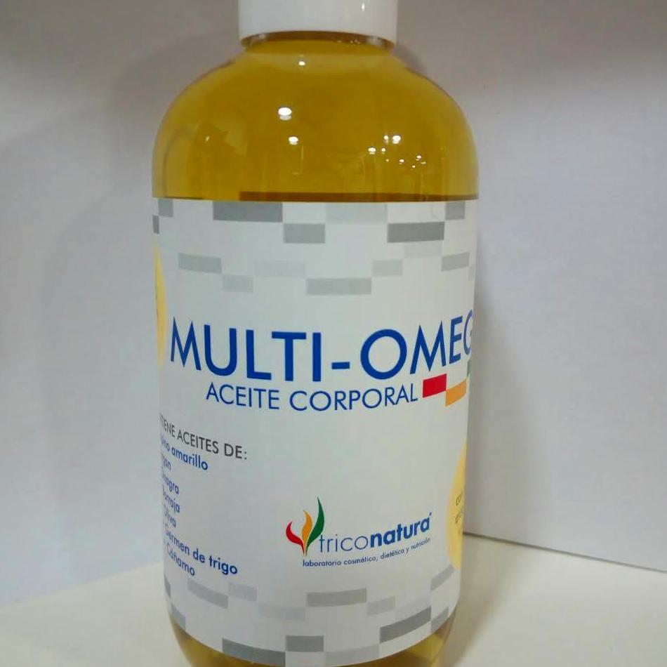 ACEITE CORPORAL MULTIOMEGA
