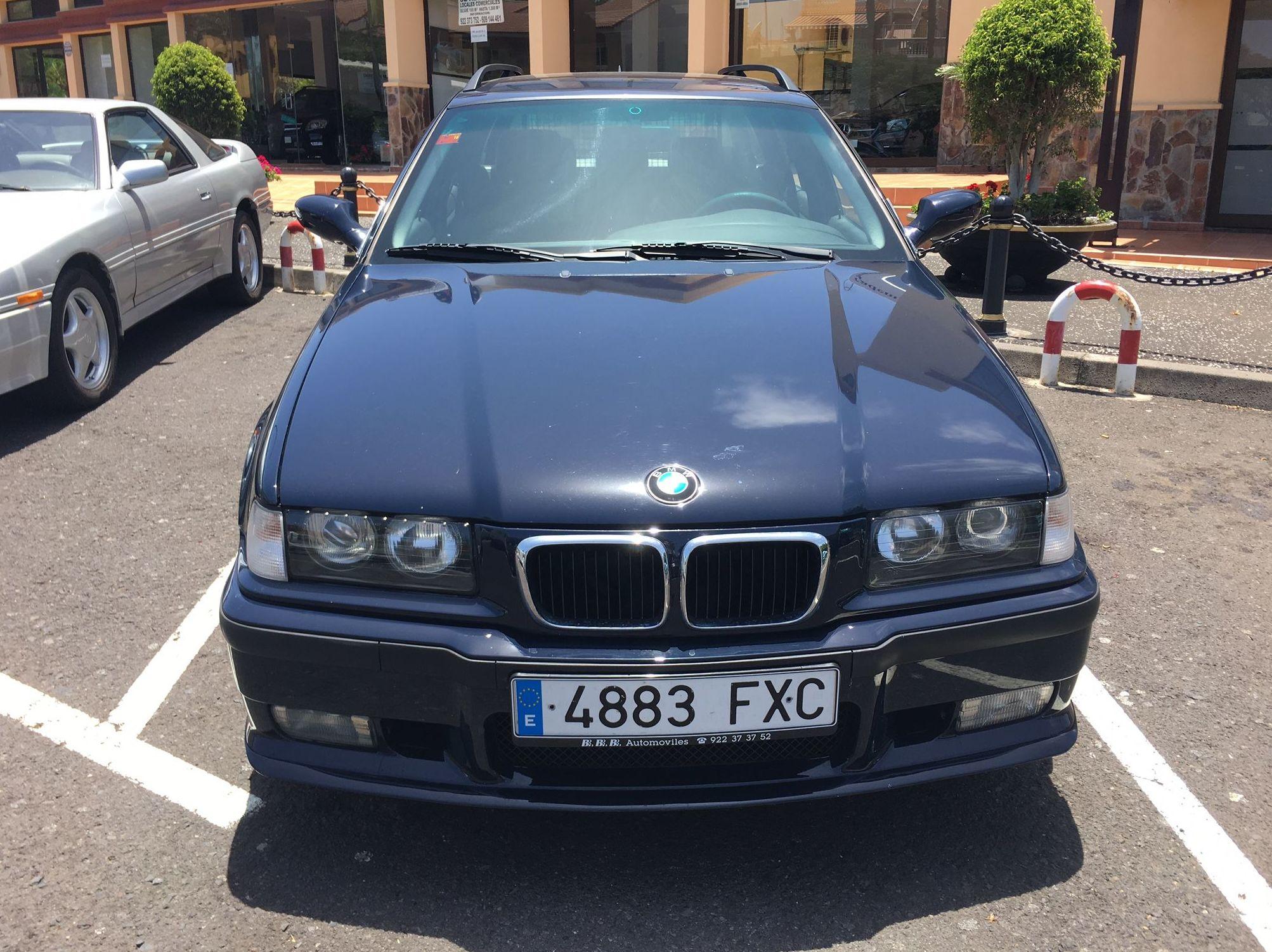 BMW 320I TOURING: Coches de B.B.B. Automóviles