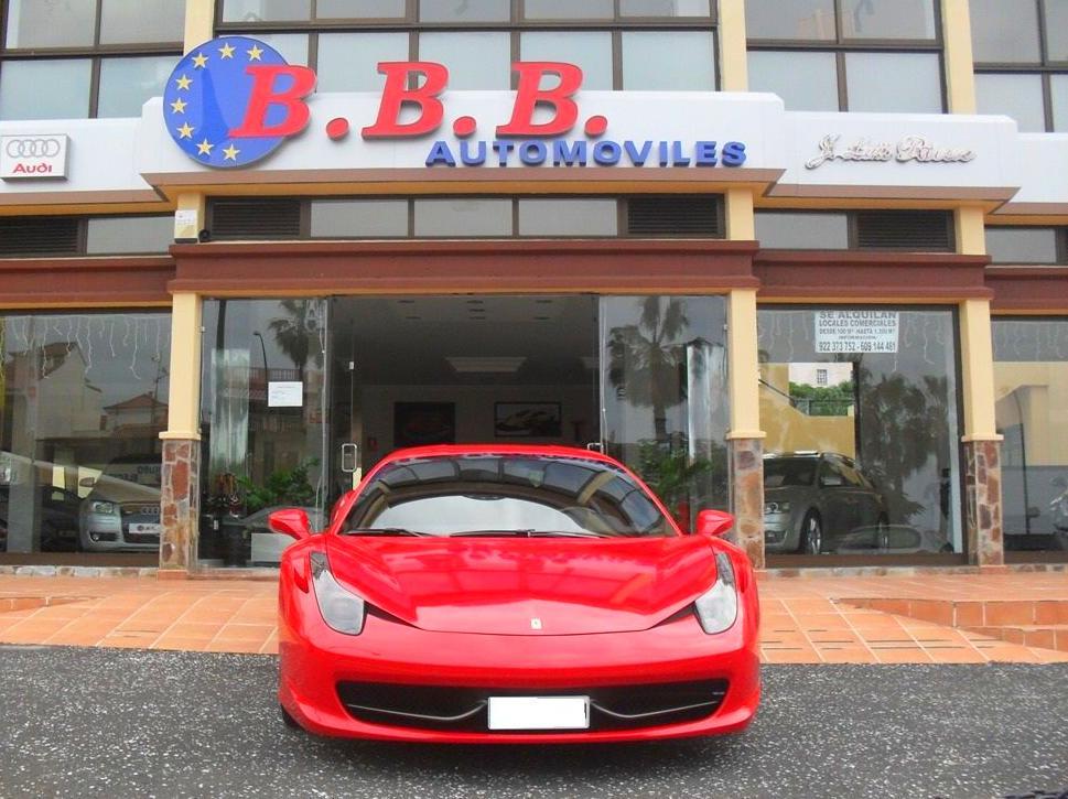 Ferrari 458 ITALIA: Coches de B.B.B. Automóviles