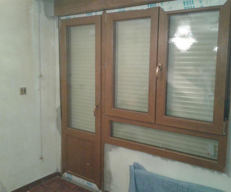 Reposición de ventanas Veka triple vidrio con perfil en PVC de 82mm