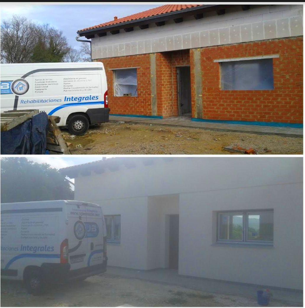 Foto 9 de Albañilería y reformas en  | Rehabilitaciones Integrales JB