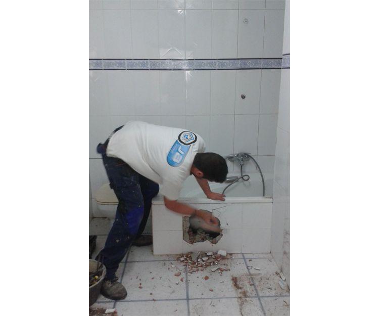 Rehabilitación de piso de Paco en Oviedo