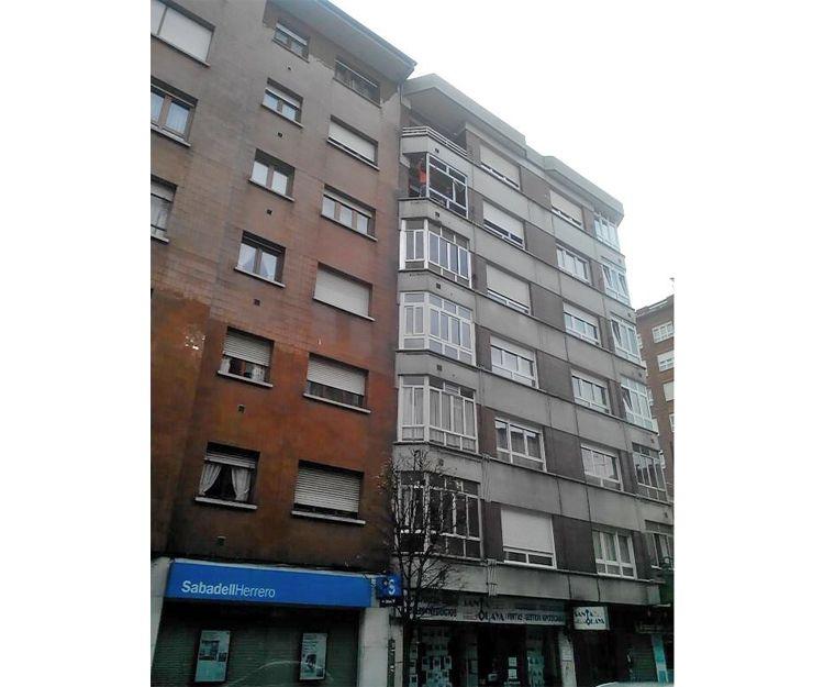 Cierre de terraza en Gijón