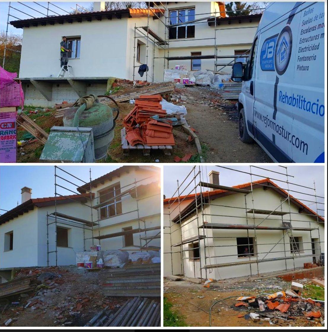 Foto 7 de Albañilería y reformas en  | Rehabilitaciones Integrales JB