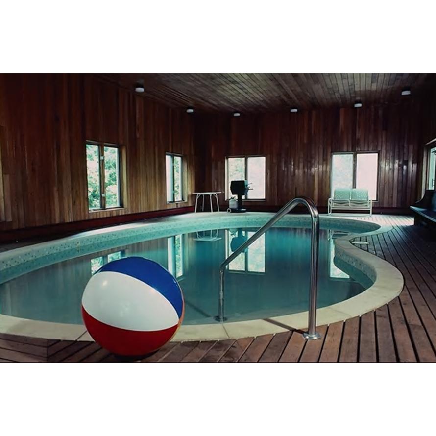 Tarima ipe piscina
