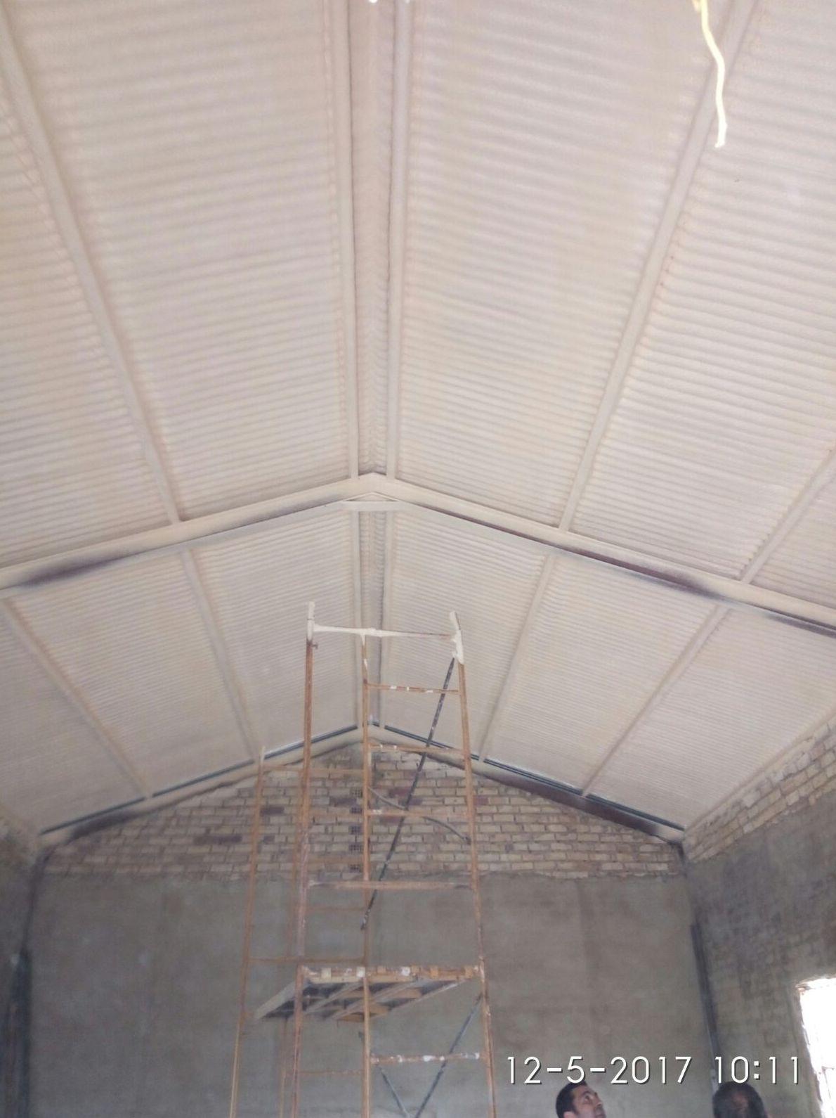 Proyección de techo de nave