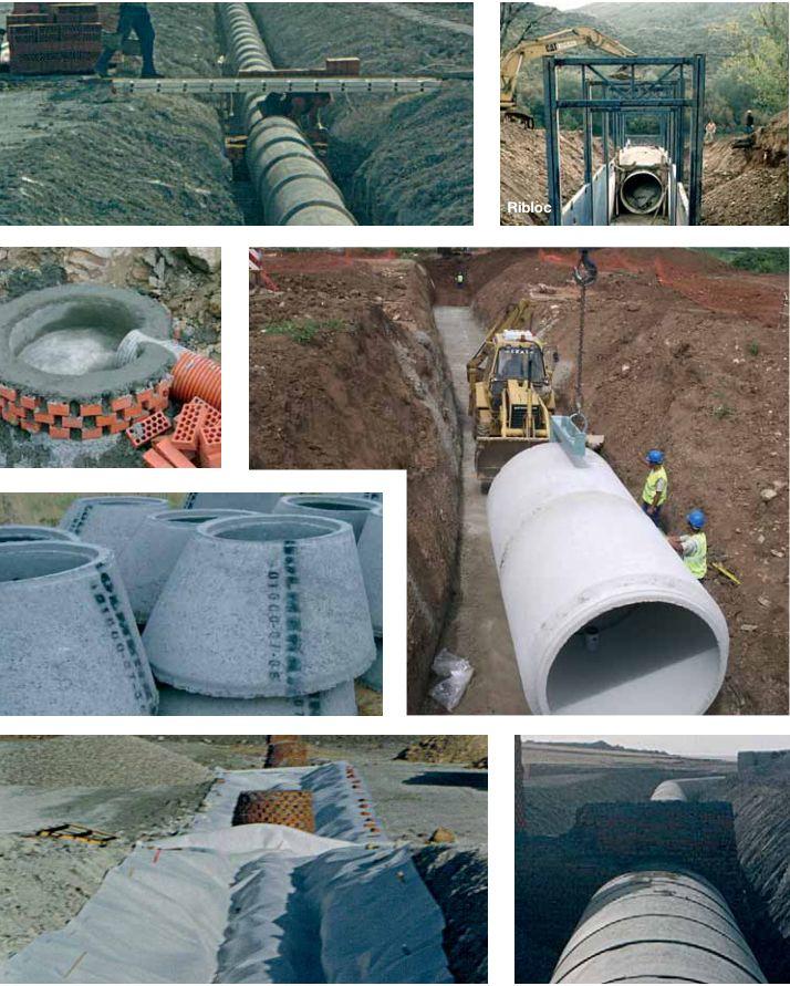 Proyectos de saneamiento