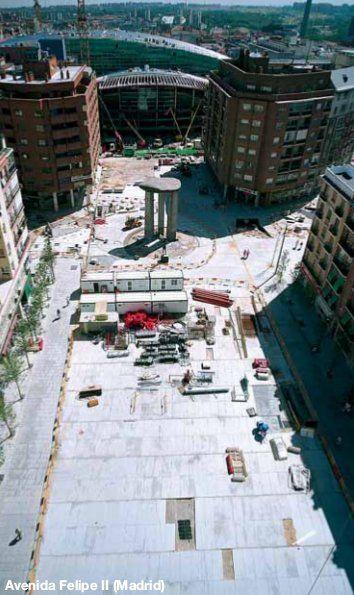 Pavimentos pétreos: Servicios de LYA Universal De Solados Construcciones