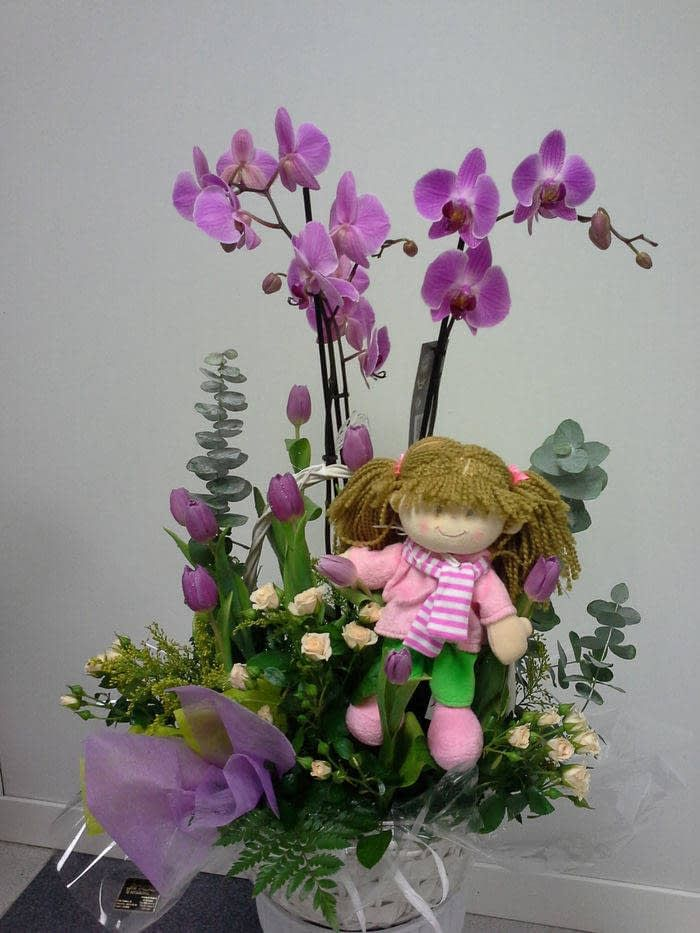 Arte floral para eventos especiales en Ourense
